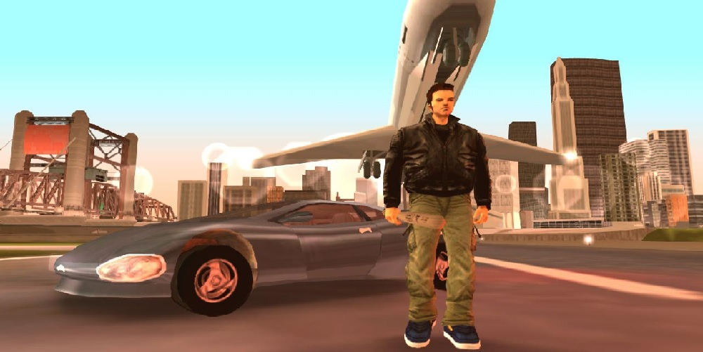Mobile GTA Game